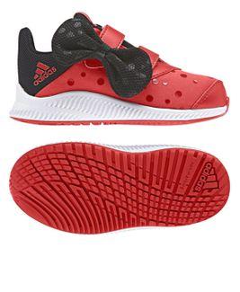 Adidas poltopánka QM818025088 Červená