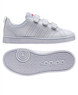 Adidas poltopánka QM835988010 biela