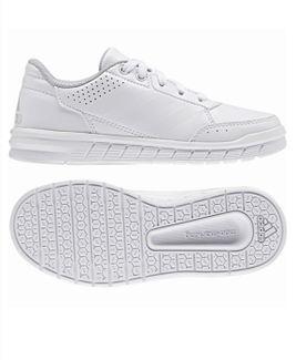 Adidas poltopánka QM835993010 biela
