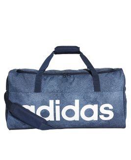 Adidas tašky QM805966099 modrá