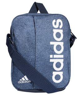 Adidas tašky QM806964099 modrá