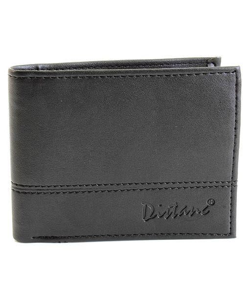 Distanc peňaženka LN805035060 Čierna