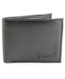 Distanc peňaženka LN805039060 Čierna
