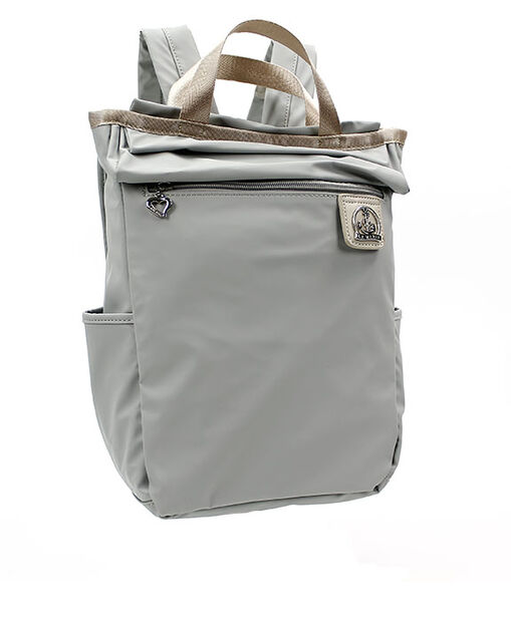 La Maria ruksak CE809229009 sivá
