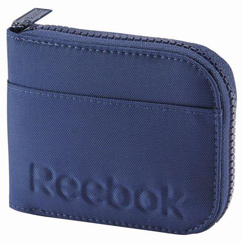 Reebok peňaženka QM602054R99 modrá