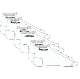 Reebok ponožky QM786096R10 biela