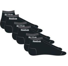 Reebok ponožky QM786096R60 Čierna