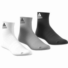 Adidas ponožky QM786813023 sivá