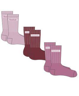 Reebok ponožky QM806115R00 mix