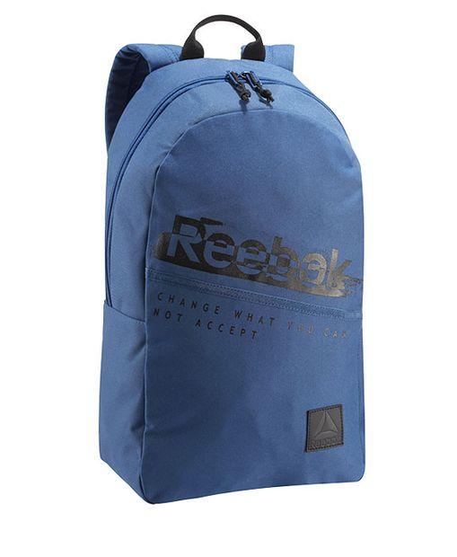 Reebok ruksak QM806144R98 modrá