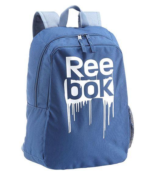 Reebok ruksak QM807148R98 modrá