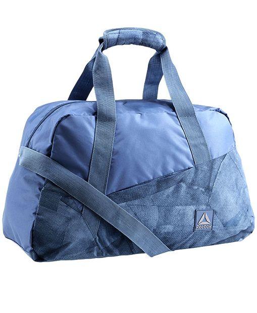 Reebok tašky QM806145R98 modrá
