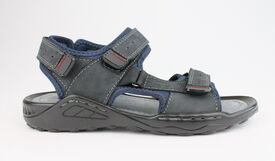John Garfield sandále MR762169099 modrá