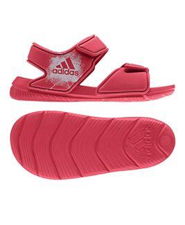 Adidas sandále QM732861084 ružová