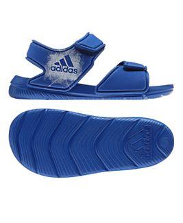 Adidas sandále QM732862098 modrá