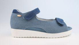 La Vita sandále TZ722117098 modrá
