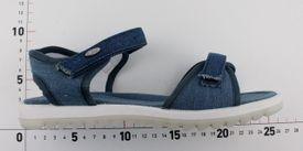La Vita sandále TZ732118098 modrá