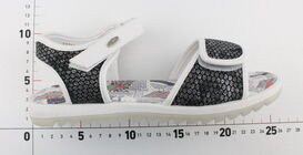 La Vita sandále TZ732127061 Čierna