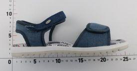La Vita sandále TZ732127098 modrá