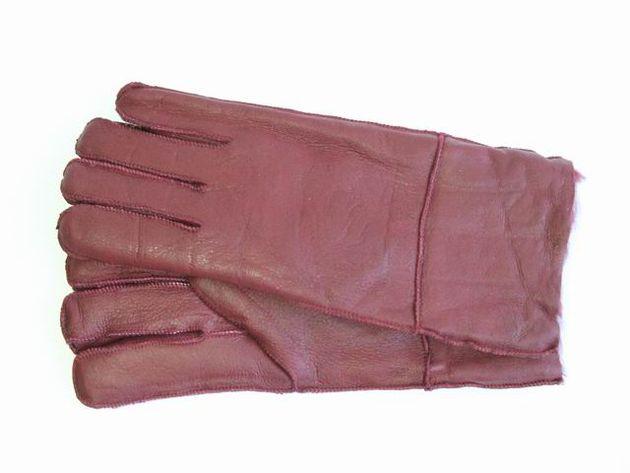 John Garfield rukavice SR656013080 bordová