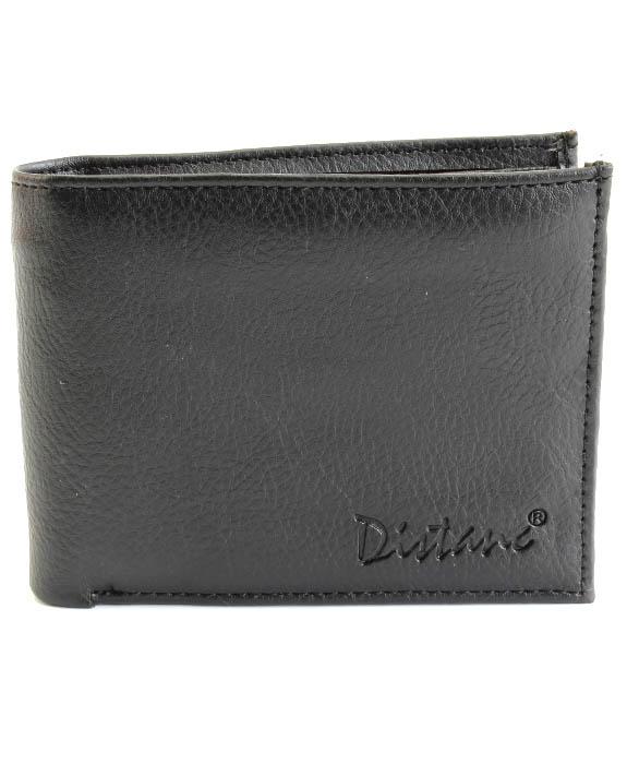 Distanc peňaženka LN805020060 Čierna
