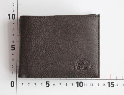 John Garfield peňaženka LN607020045 hnedá