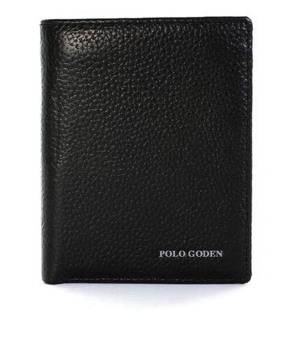 Polo Goden peňaženka GP810065060 Čierna