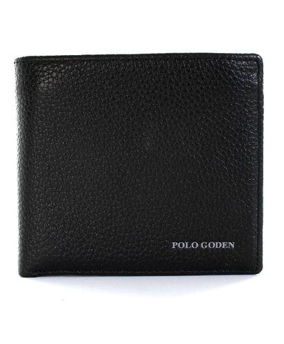 Polo Goden peňaženka GP810066060 Čierna