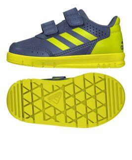 Adidas poltopánka QM821991097 modrá