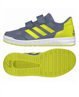 Adidas poltopánka QM835992097 modrá