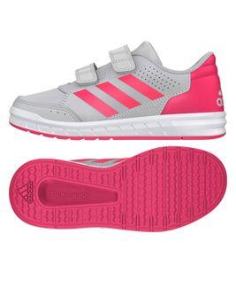 Adidas poltopánka QM845992026 sivá