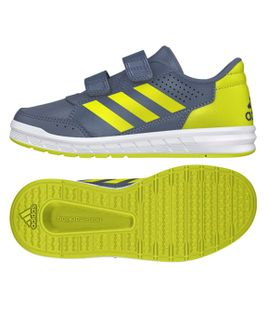 Adidas poltopánka QM865992097 modrá