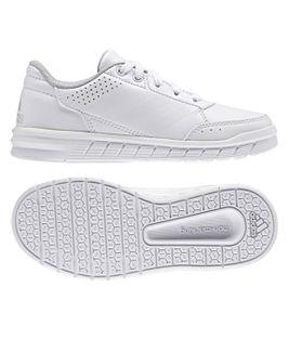 Adidas poltopánka QM885993010 biela