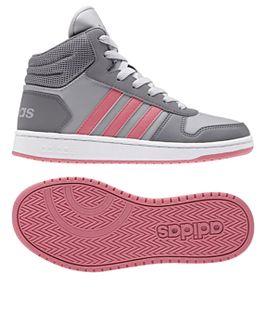 Adidas celá QM858022009 sivá