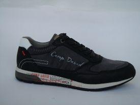 Camp David celá CD671211060 Čierna
