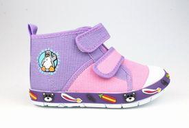 Pinguin Kids celá IQ714016020 fialová