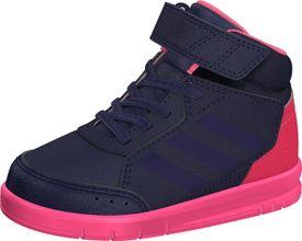 Adidas celá QM725959020 fialová