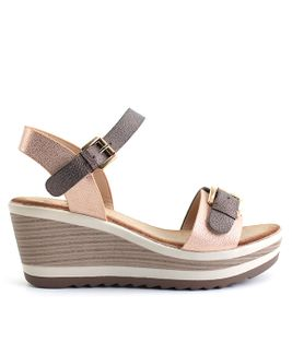 Distanc sandále TC852228026 ružová