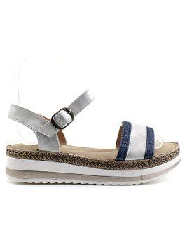 Distanc sandále TC852231019 biela