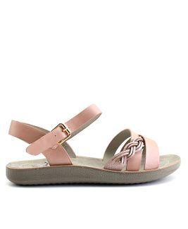 Distanc sandále TC852250025 ružová