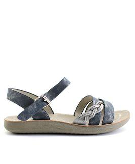 Distanc sandále TC852250093 modrá