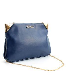Axel kabelka CQ711037099 modrá
