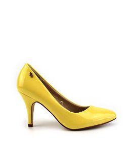 Lodičky OS751659008 Žltá