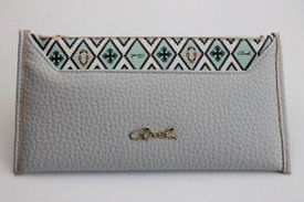 Peňaženka CQ703017009 sivá