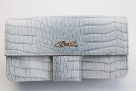 Peňaženka CQ703028009 sivá