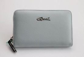 Peňaženka CQ703036009 sivá