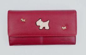 Peňaženka FZ708005088 Červená