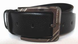 Polo Goden opasok GP610036060 Čierna