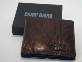 Peňaženka CD609216040 hnedá
