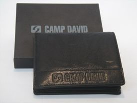 Camp David peňaženka CD609218060 Čierna